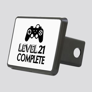 Level 21 Complete Birthday Rectangular Hitch Cover