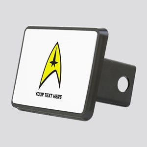 Star Trek Symbol Personali Rectangular Hitch Cover