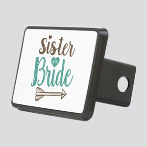 Sister of Bride Rectangular Hitch Cover