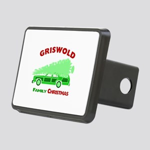 Griswold Family Christmas Rectangular Hitch Cover