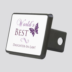 World's Best Daughter-In-Law Rectangular Hitch Cov