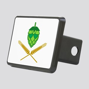 Pirate Hops Rectangular Hitch Cover