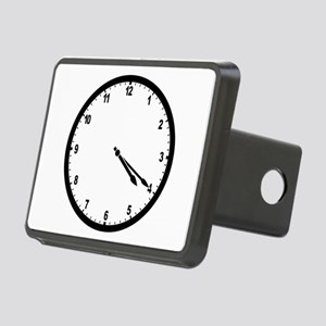 4:20 Clock Rectangular Hitch Cover