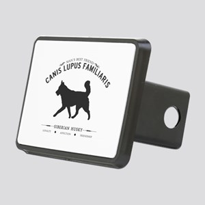 Man's Best Friend Rectangular Hitch Cover