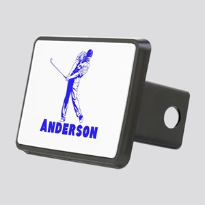 Personalized Golf Rectangular Hitch Cover
