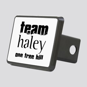 Team Haley - One Tree Hill Rectangular Hitch Cover