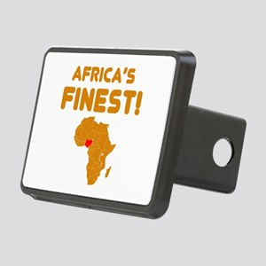 Nigeria map Of africa Designs Rectangular Hitch Co