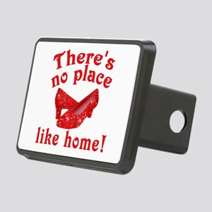 No Place Like Home Ruby Slippers Rectangular Hitch