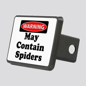 May Contain Spiders Hitch Cover