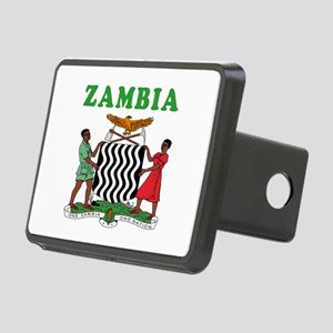 Zambia Coat Of Arms Designs Rectangular Hitch Cove