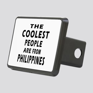 The Coolest Philippines Designs Rectangular Hitch