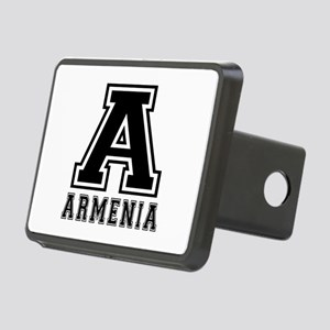 Armenia Designs Rectangular Hitch Cover