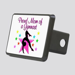 SUPER GYMNAST MOM Rectangular Hitch Cover