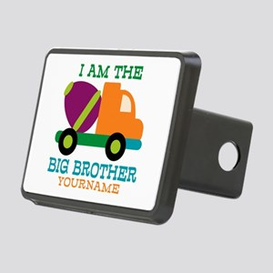 Cement Mixer Big Brother Rectangular Hitch Cover