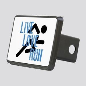 Live, Love, Run Hitch Cover