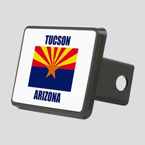 Tucson Arizona Rectangular Hitch Cover
