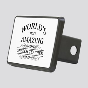 World's Most Amazing Speec Rectangular Hitch Cover
