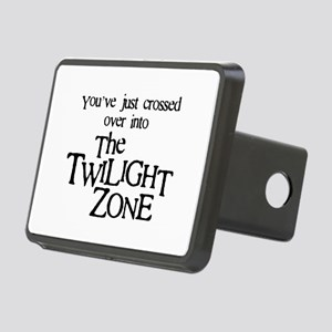Into The Twilight Zone Rectangular Hitch Cover