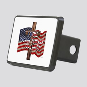 I Will Never Forget Rectangular Hitch Cover