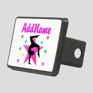 GYMNAST GIRL Rectangular Hitch Cover