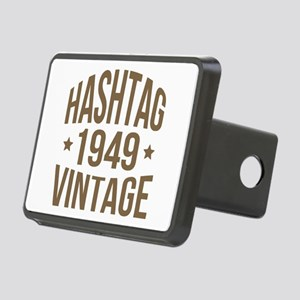 1949 Hashtag Vintage Rectangular Hitch Cover