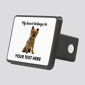 Silky Terrier Rectangular Hitch Cover