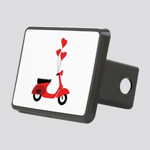 Italian Scooter Hitch Cover