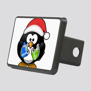 Penguin-Cartoon 018 Rectangular Hitch Cover