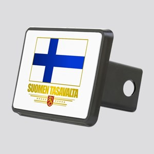 Flag of Finland Hitch Cover