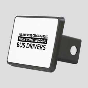 Bus Driver Designs Rectangular Hitch Cover