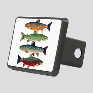 4 Char fish Hitch Cover