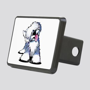 Curious OES Rectangular Hitch Cover