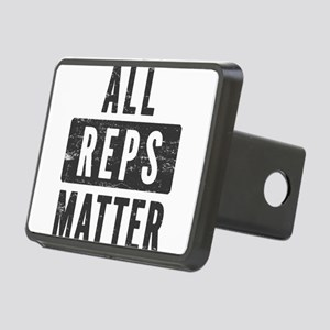 All Reps Matter Fitness Li Rectangular Hitch Cover