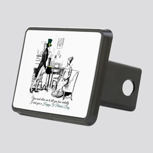 Ardently St. Patrick's Day Rectangular Hitch Cover