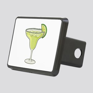 Margarita cocktail Hitch Cover