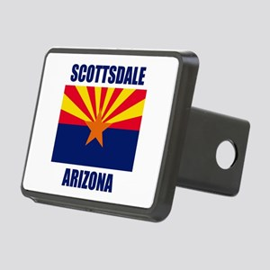 Scottsdale Arizona Rectangular Hitch Cover