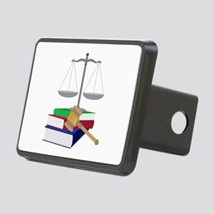 Lawyer Symbols Hitch Cover