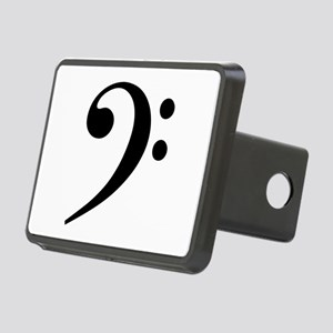 Bass Clef Hitch Cover