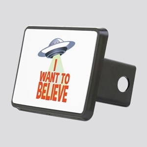 Want To Believe Hitch Cover
