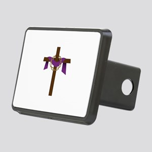 Season Of Lent Cross Hitch Cover