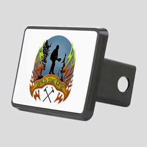 Wildland Firefighter (Hold Rectangular Hitch Cover