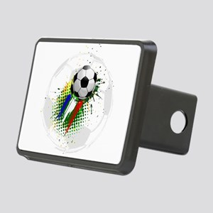 Creative soccer league Rectangular Hitch Cover