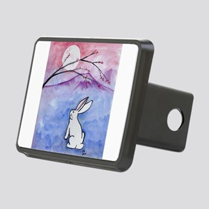 Moon Bunny Hitch Cover