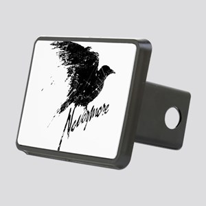 Nevermore Raven Hitch Cover