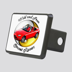 Mazda MX-5 Miata Rectangular Hitch Cover
