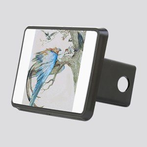 Feather Fairy - sergey sergeevic Hitch Cover