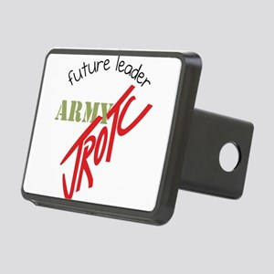 Future Leader Rectangular Hitch Cover