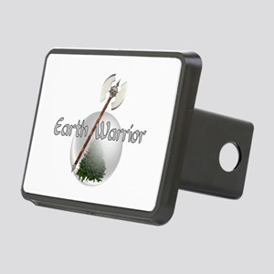 Earth Warrior Rectangular Hitch Cover