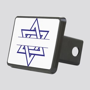 Star of David Hitch Cover