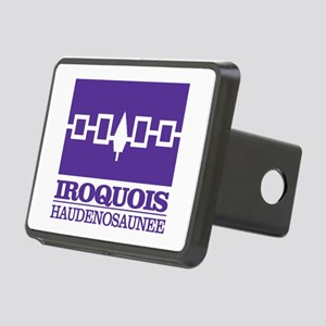 Iroquois Flag Hitch Cover